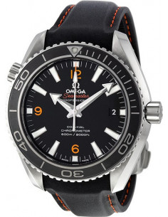 Chic Time   Montre Homme Omega Seamaster 23232422101005 Noir    Prix : 5,000.00