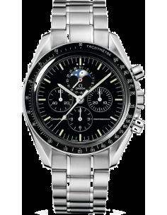 Chic Time | Montre Homme Omega Speedmaster 35765000 Argent  | Prix : 5,000.00