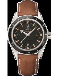 Chic Time | Montre Homme Omega Seamaster 23332412101002 Marron  | Prix : 5,400.00