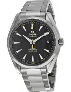 Chic Time | Montre Homme Omega Seamaster 23110422101002 Argent  | Prix : 5,500.00