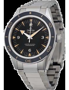 Chic Time | Montre Homme Omega Seamaster 23330412101001 Argent  | Prix : 5,500.00