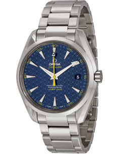 Chic Time | Montre Homme Omega Seamaster 23110422103004 Argent  | Prix : 6,100.00
