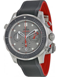 Chic Time | Montre Homme Omega Seamaster 21292445099001 Noir  | Prix : 6,300.00