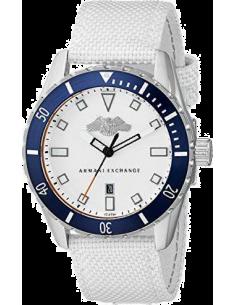 Chic Time   Montre Homme Armani Exchange AX1711   Blanc    Prix : 199,00€