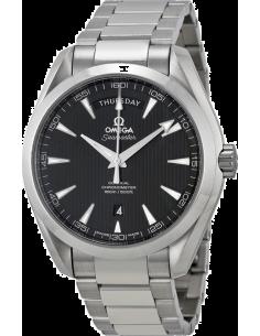 Chic Time | Montre Homme Omega Seamaster 23110422201001 Argent  | Prix : 6,500.00