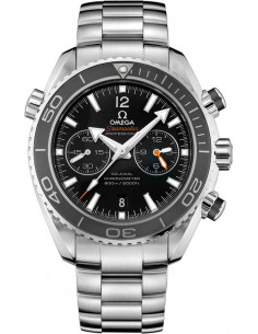 Chic Time | Montre Homme Omega Seamaster 23230465101001 Argent  | Prix : 6,700.00