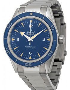 Chic Time | Montre Homme Omega Seamaster 23390412103001 Argent  | Prix : 7,500.00