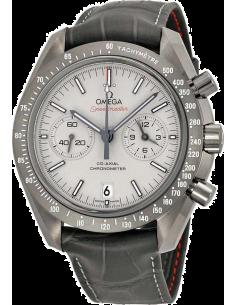 Chic Time | Montre Homme Omega Speedmaster 31193445199001 Gris  | Prix : 10,200.00