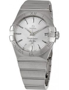 Chic Time | Montre Homme Omega Constellation 12310382102001 Argent  | Prix : 5,000.00