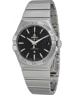 Chic Time | Montre Homme Omega Constellation 12310382101002 Argent  | Prix : 5,000.00
