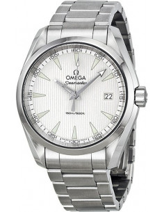 Chic Time | Montre Homme Omega Seamaster 23110396002001 Argent  | Prix : 2,300.00