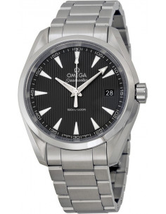 Chic Time | Montre Homme Omega Seamaster 23110396006001 Argent  | Prix : 2,300.00
