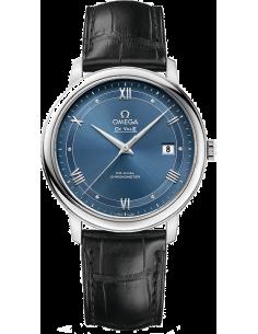 Chic Time | Montre Homme Omega De Ville 42413402003002 Noir  | Prix : 3,000.00