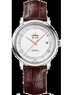 Chic Time | Montre Homme Omega De Ville 42413402002002 Marron  | Prix : 3,000.00