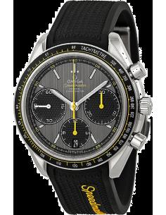Chic Time | Montre Homme Omega Speedmaster 32632405006001 Noir  | Prix : 4,680.00