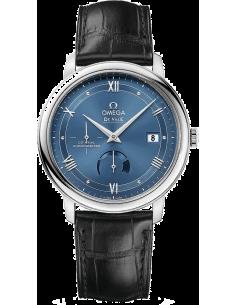 Chic Time | Montre Homme Omega De Ville 42413402103002 Noir  | Prix : 4,000.00