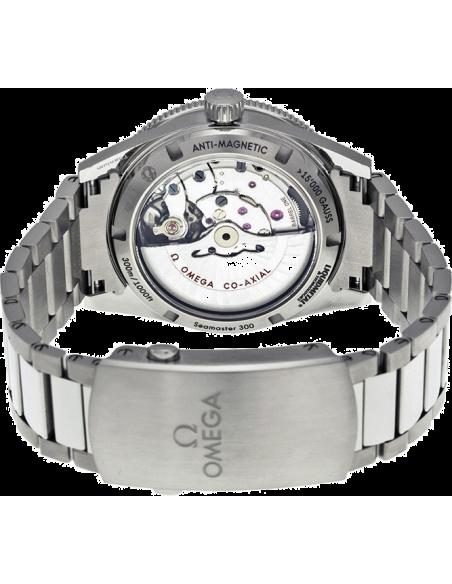 Chic Time | Montre Homme Omega Seamaster 23390412103001 Argent  | Prix : 7,500.00