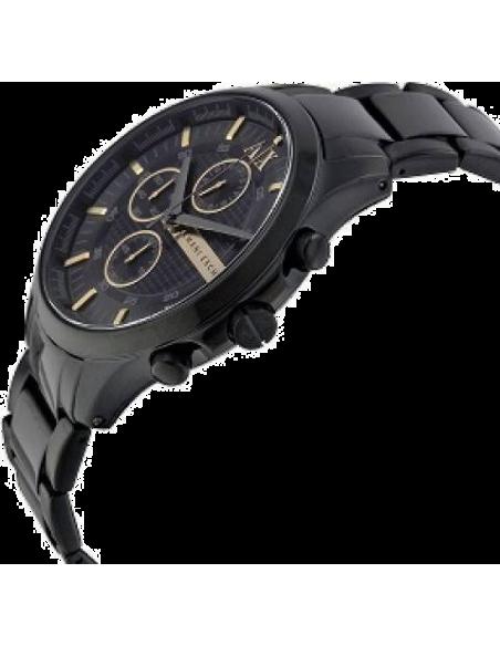 Chic Time   Montre Homme Armani Exchange AX2164    Noir    Prix : 209,99€