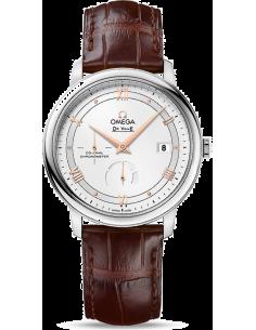 Chic Time   Montre Homme Omega De Ville 42413402102002 Marron    Prix : 4,000.00