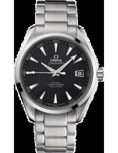 Chic Time | Montre Homme Omega Seamaster 23110422106001 Argent  | Prix : 4,210.00