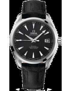 Chic Time | Montre Homme Omega Seamaster 23113422106001 Noir  | Prix : 4,500.00