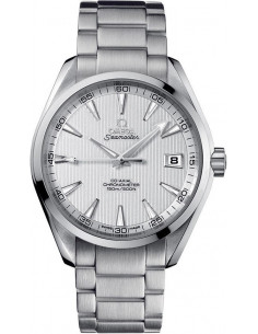 Chic Time | Montre Homme Omega Seamaster 23110392102001 Argent  | Prix : 4,600.00