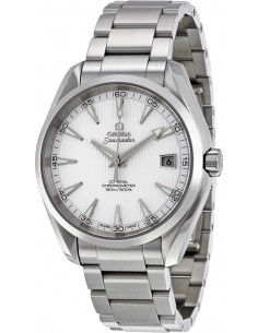 Chic Time | Montre Homme Omega Seamaster 23110422102001 Argent  | Prix : 4,600.00