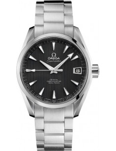 Chic Time | Montre Homme Omega Seamaster 23110392106001 Argent  | Prix : 4,600.00