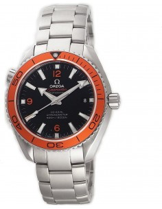 Chic Time | Montre Homme Omega Seamaster 23230422101002 Argent  | Prix : 4,900.00