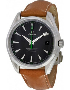 Chic Time | Montre Homme Omega Seamaster 23112422101003 Marron  | Prix : 4,900.00