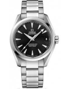 Chic Time | Montre Homme Omega Seamaster 23110392101002 Argent  | Prix : 5,000.00