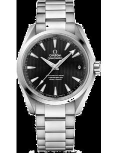 Chic Time | Montre Homme Omega Seamaster 23110392101002 Argent  | Prix : 5,000.00