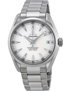 Chic Time | Montre Homme Omega Seamaster 23110392102002 Argent  | Prix : 5,000.00