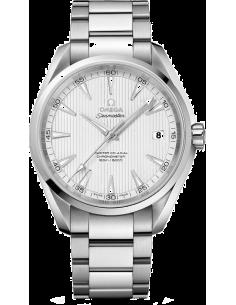 Chic Time   Montre Homme Omega Seamaster 23110422102003 Argent    Prix : 5,000.00