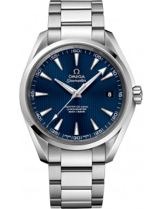 Chic Time | Montre Homme Omega Seamaster 23110422103003 Argent  | Prix : 5,000.00
