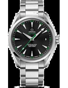 Chic Time | Montre Homme Omega Seamaster 23110422101004 Argent  | Prix : 5,000.00