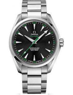 Chic Time | Montre Homme Omega Seamaster 23110422101004 Argent  | Prix : 5,000.00