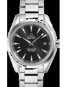 Chic Time | Montre Homme Omega Seamaster 23110422101003 Argent  | Prix : 5,000.00