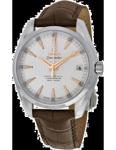 Chic Time   Montre Homme Omega Seamaster 23113392102003 Marron    Prix : 5,100.00