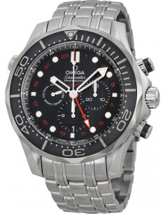 Chic Time   Montre Homme Omega Seamaster 21230445201001 Argent    Prix : 5,800.00