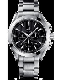 Chic Time | Montre Homme Omega Seamaster 23110445001001 Argent  | Prix : 6,100.00