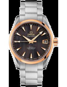 Chic Time   Montre Homme Omega Seamaster 23120392106003 Argent    Prix : 6,200.00