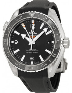 Chic Time   Montre Homme Omega Seamaster 23232442201001 Noir    Prix : 6,200.00