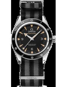 Chic Time | Montre Homme Omega Seamaster 23332412101001 Noir  | Prix : 6,300.00