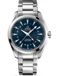 Chic Time | Montre Homme Omega Seamaster 23110432203001 Argent  | Prix : 6,600.00