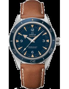 Chic Time   Montre Homme Omega Seamaster 23392412103001 Marron    Prix : 6,900.00
