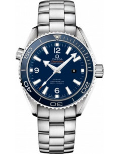 Chic Time | Montre Homme Omega Seamaster 23290422103001 Argent  | Prix : 7,000.00