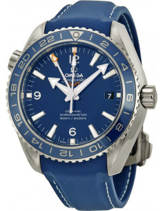 Chic Time | Montre Homme Omega Seamaster 23292442203001 Bleu  | Prix : 7,700.00