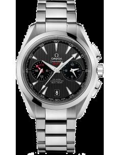 Chic Time | Montre Homme Omega Seamaster 23110435206001 Argent  | Prix : 7,700.00