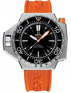 Chic Time | Montre Homme Omega Seamaster 22432552101002 Orange  | Prix : 7,900.00